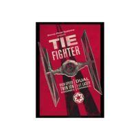Poster métallique Sienar Fleet Systems Presents Tie Fighter Star Wars