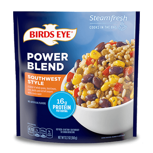 Birds Eye® Steamfresh® Power Blend Southwest Style