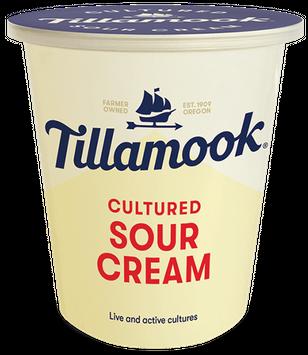 Tillamook Cultured Sour Cream