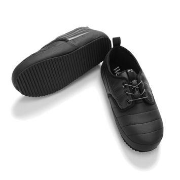 Puffy Slipper Shoe