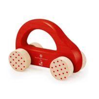 Petite voiture rapide rouge
