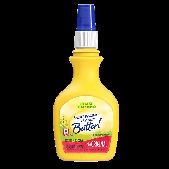 I Can't Believe It's Not Butter Original Spray