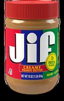 Jif ® Creamy Peanut Butter
