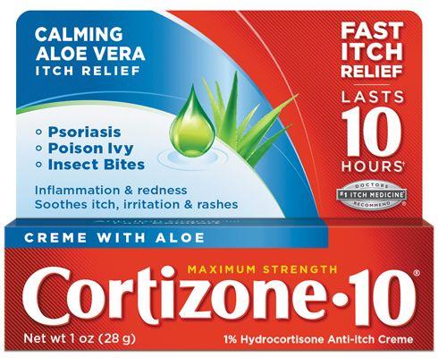 Cortizone 10 Crème with Aloe