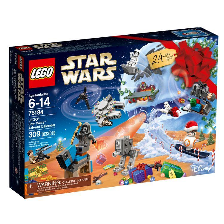 LEGO Star Wars 75184 Advent Calendar
