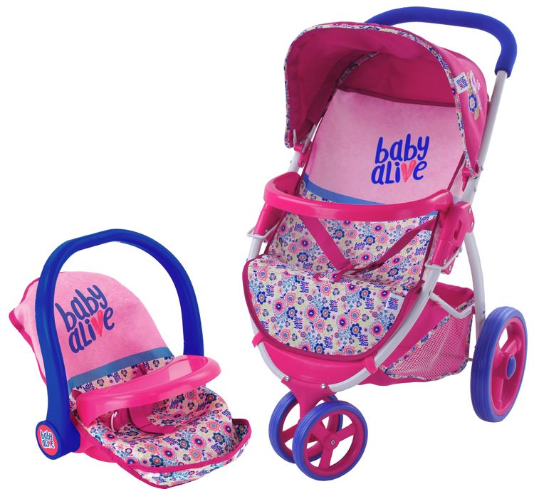 Hauck Hk Limited Baby Alive Doll Travel System