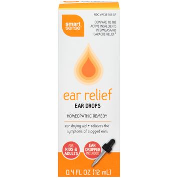 Mygofer Ear Relief Ear Drops