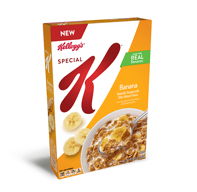 Kellogg's�� Special K�� Banana Cereal