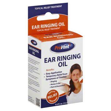 ProVent Ear Ringing Oil, .5 Fl Oz