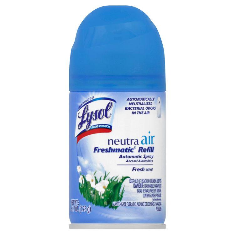 Lysol® Neutra Air® Freshmatic® - Refill Fresh Scent 6/5.89 Oz.