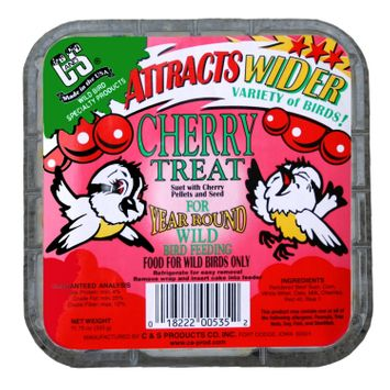 C&S Cherry Treat, 12/pack 11.75 Ounces