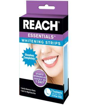 Reach Essentials Whitening Strips