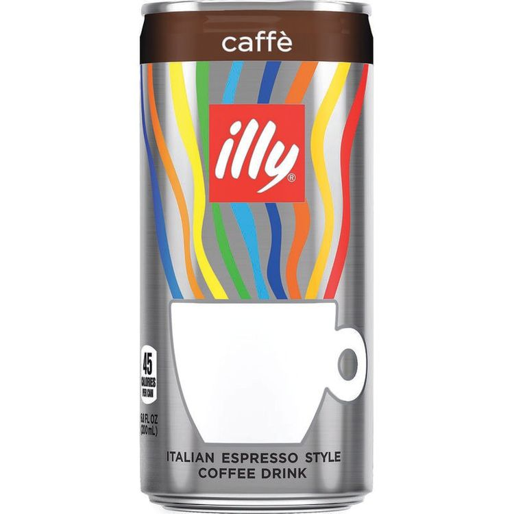illy Ready To Drink Coffee