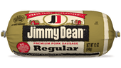Jimmy Dean Premium Pork Regular Sausage