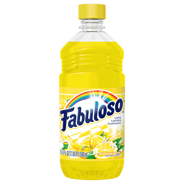 Fabuloso Lemon Scented All-Purpose Cleaner