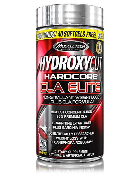 Hydroxycut Hardcore CLA Elite
