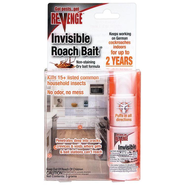 REVENGE 3 g Invisible Roach Bait