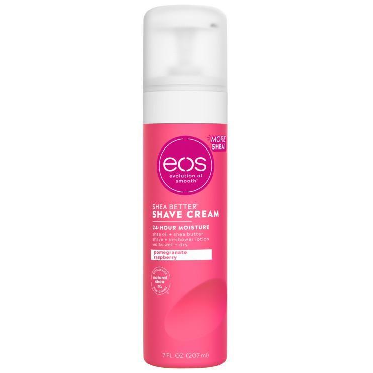 EOS Pomegranate Raspberry Shave Cream