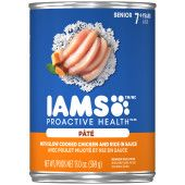 IAMS™ ProActive Health™ SENIOR WITH SLOW COOKED CHICKEN AND RICE PATE