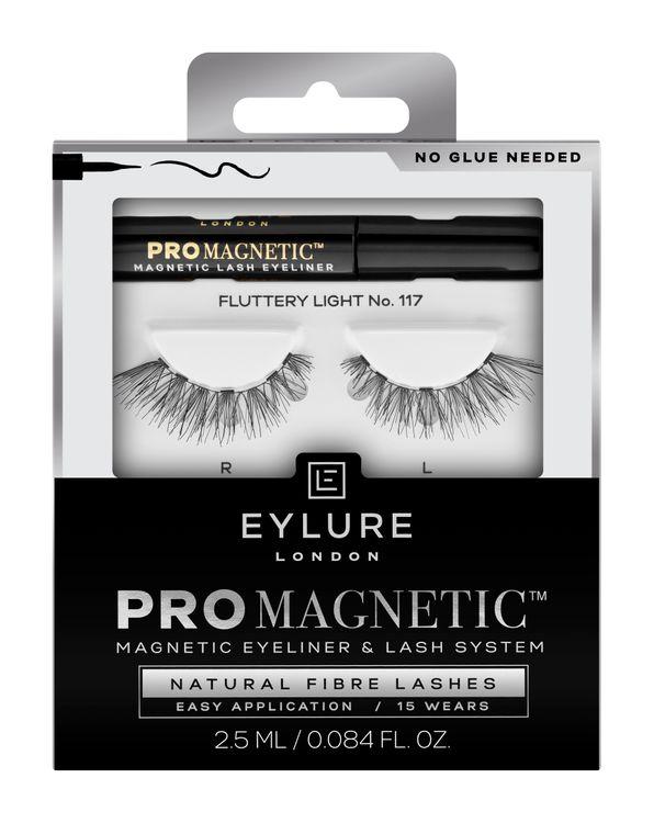 Eylure ProMagnetic Liner Natural Fiber False Eyelashes No.117