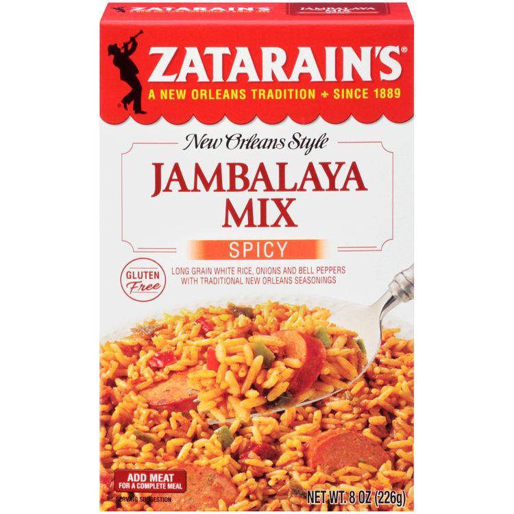Zatarain's Spicy Jambalaya Mix, 8 Oz