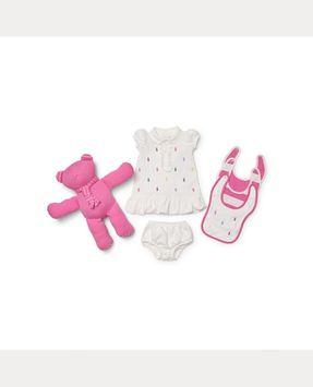 Ralph Lauren Baby Girl 5-Piece Set