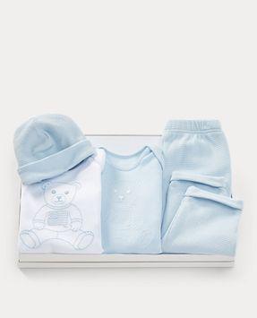 Ralph Lauren Polo Bear 4-Piece Gift Set