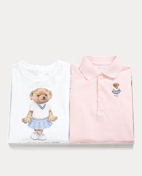 Ralph Lauren Cricket Bear 2-Piece Gift Set