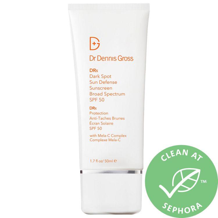 Dr. Dennis Gross Skincare Dark Spot Sun Defense Broad Spectrum SPF 50 1.7 oz