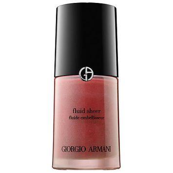 Giorgio Armani Beauty Fluid Sheer 15 1 oz/ 30 mL