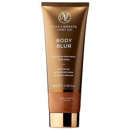 Vita Liberata Body Blur Instant HD Skin Finish Dark 3.38 oz/ 100 mL