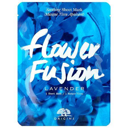 Origins Flower Fusion™ Lavender Soothing Sheet Mask