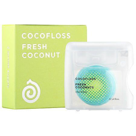 Cocofloss Cocofloss Fresh Coconut 32 yd