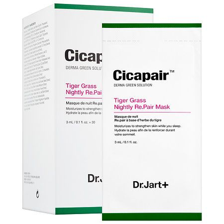 Dr. Jart+ Tiger Grass Nightly Re. Pair Mask