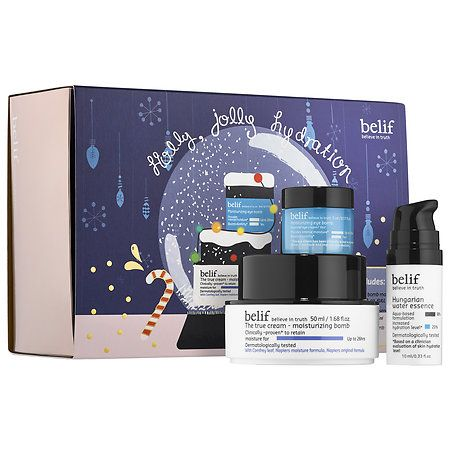 belif Holly Jolly Hydration Set
