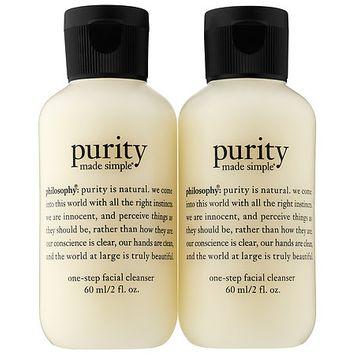 philosophy Purity Duo