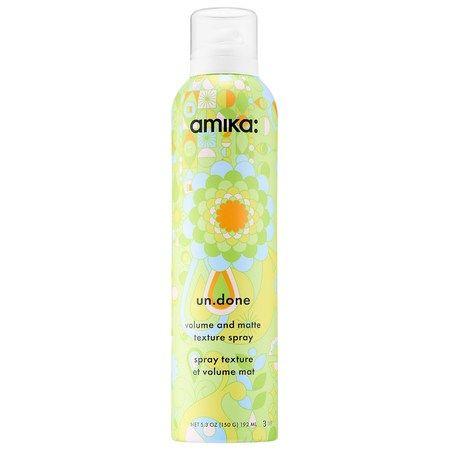 amika Un. Done Volume and Matte Texture Spray