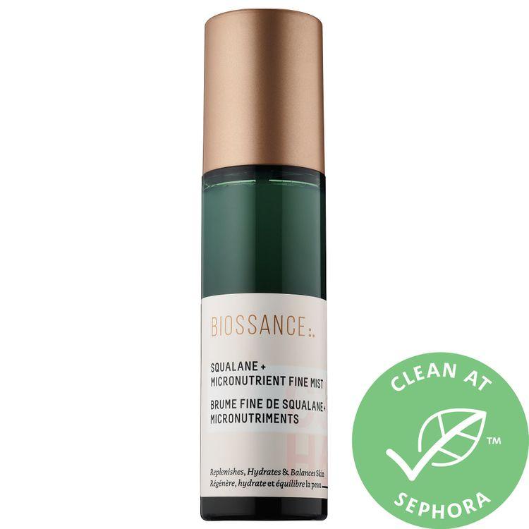 Biossance Squalane + Micronutrient Fine Mist 2.53 oz/ 75 mL