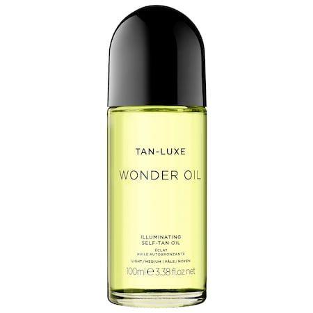 TAN-LUXE Wonder Oil Illuminating Self-Tan Oil Light/Medium 3.38 oz/ 100 mL