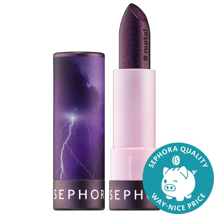 SEPHORA COLLECTION #LIPSTORIES #57 - It's Electric (metal) 0.14 oz/ 4 g