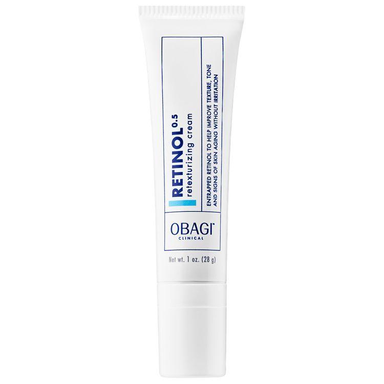 Obagi Clinical Retinol 0.5 Retexturizing Cream 1 oz/ 28 g