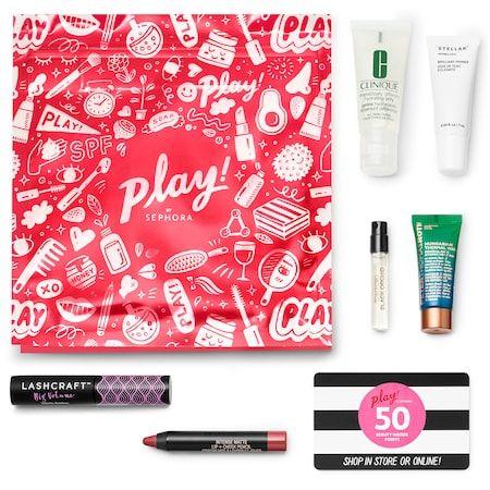 PLAY by SEPHORA PLAY! by SEPHORA PLAY! by Sephora: Next Gen Beauty: Universal Box K