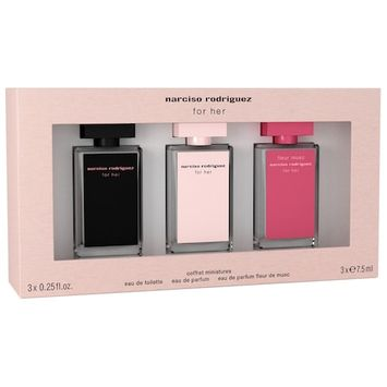 Narciso Rodriguez For Her Deluxe Mini Coffret