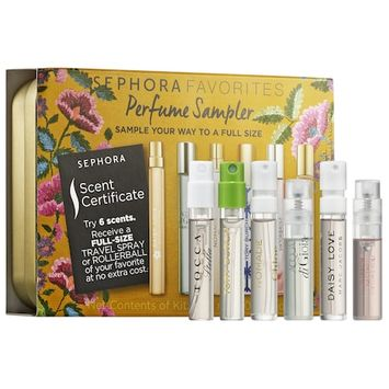 Sephora Favorites Perfume Travel Sampler 0.26oz/7.8mL