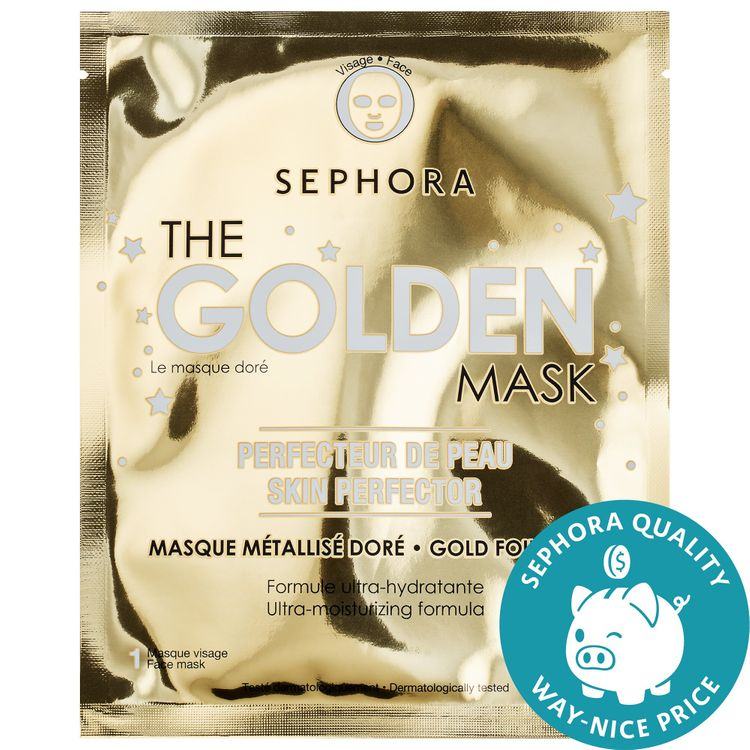 SEPHORA COLLECTION The Golden Mask