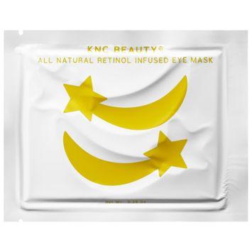 Knc Beauty Star Eye Mask Set K Beauty Hyaluronic Acid Gold Retinol 2 Pairs