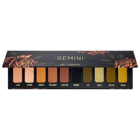 Melt Cosmetics Gemini Eyeshadow Palette 0.73 oz / 20.70 g