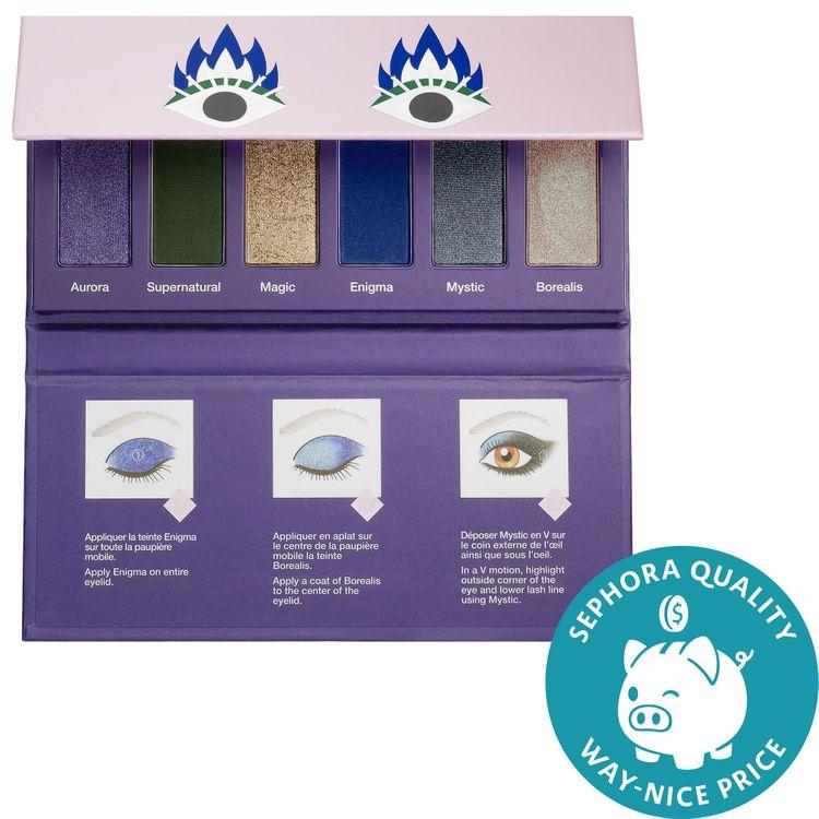 SEPHORA COLLECTION Mystic Aura Eyeshadow Palette 6 x 0.04 oz