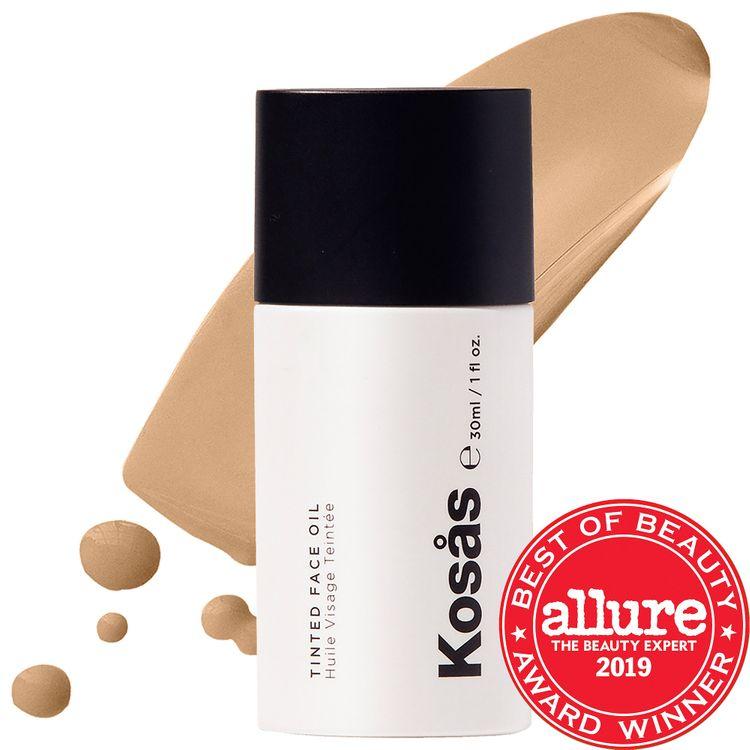 KOSAS Tinted Face Oil Foundation Tone 3.5 1.0 oz/ 30 mL