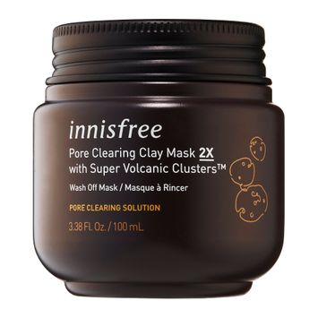 innisfree (Super Volcanic Clusters) Pore Clearing Clay Mask 3.38 oz/ 100 mL